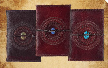 Large single stone journal