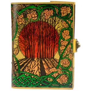 Autumn Solstice journal front