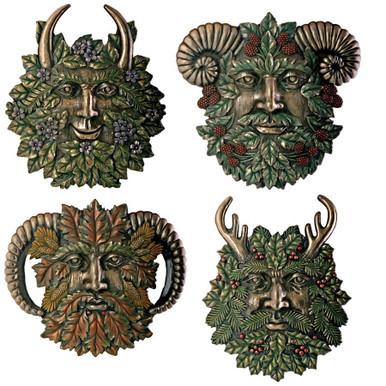 four season horn god