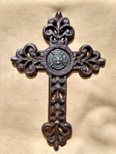 Firefighter's cross
