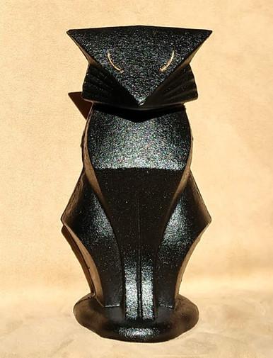 Art Deco cat