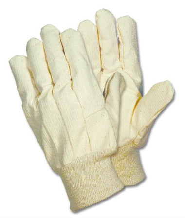 8200CD 8200CDXL, Canvas, Clute Pattern, Industry Medium Weight, 10 Oz., Knit Wrist, COrded Canvas, 100% Cotton, Wing Thumb