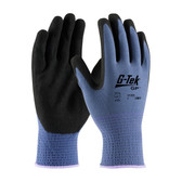 G-Tek GP-Seamless Knit Nylon Glove with Nitrile Coated MicroSurface Grip