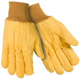 Brown Economy Chore Glove