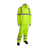 ANSI Type R Class 3 Two-Piece Value Rainsuit Set