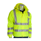 ANSI Type R Class 3 Heavy Duty Waterproof Breathable Jacket
