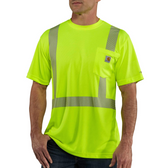 FORCE HI-VIS SHORT SLEEVE CLASS 2 T SHIRT