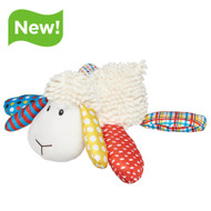 Louie the Lamb Listen+Learn Plush Toy