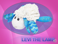 Levi the Little Lamb Listen+Learn Plush Toy