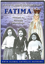 Fatima DVD - EWTN Classic Documentary hosted by Ricardo Montalban