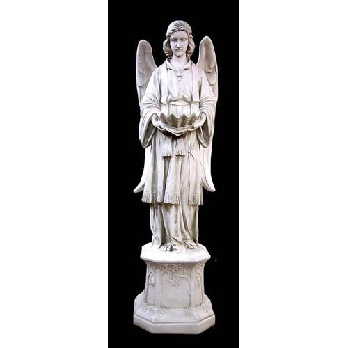 "Angel's Offering 61""H - Fiberglass"