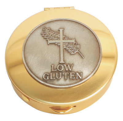 Low Gluten Pyx K123