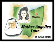 Mother Angelica TOUR Gift Certificate