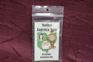 Mother Angelica Tour Eucharist Pin