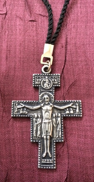 Mother Angelica Tour San Damiano Cross
