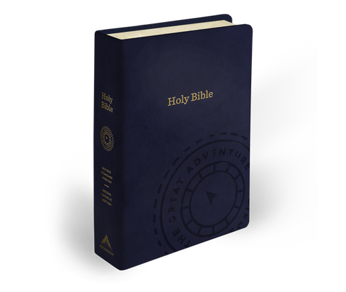The Great Adventure Holy Catholic Bible by Jeff Cavins