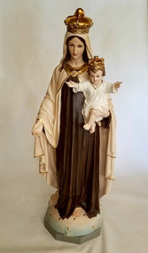 Our Lady of Mt. Carmel 5' H