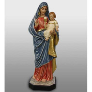 "Our Lady Blessed Sacrament Mary 67"" H"