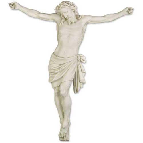 "Corpus of Christ 46""H"