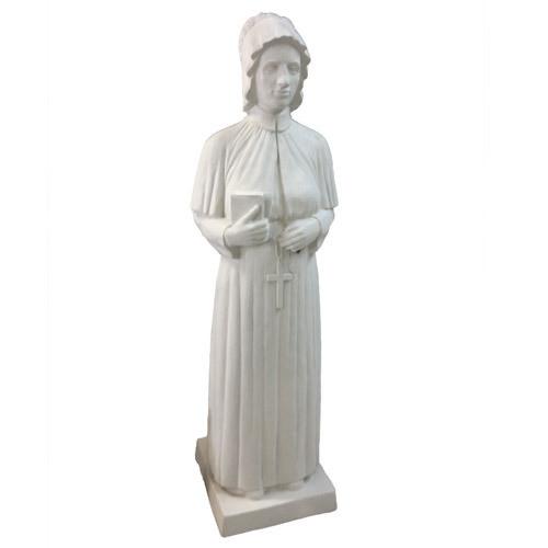 """St. Ann Seton 60""""H"""