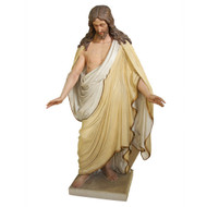 "Thorwaldsen's Christ 36""H"