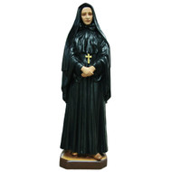 "Mother Cabrini 48""H"