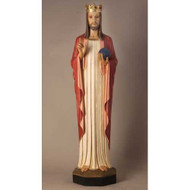 "Christ The King 47"" H - Fiberglass"