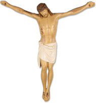 "Corpus of Christ 32""H - Fiberglass (cross not included)"