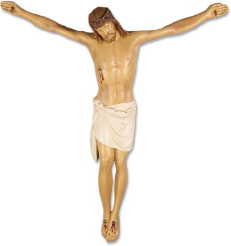 "Corpus of Christ 32""H - Fiberglass (cross not included)"