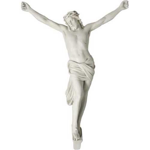 "Corpus of Christ 24""H - Fiberglass (cross not included)"