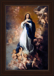 Immaculate Conception by Bartolomeo Esteban Murillo
