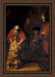 The Return of the Prodigal Son by Rembrandt van Rijn