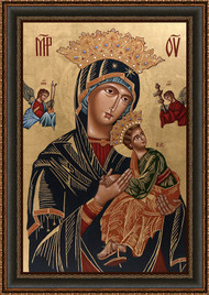 Our Lady of Perpetual Help (contemporary)