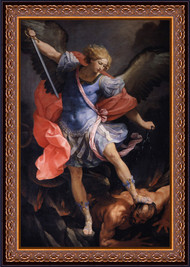Saint Michael the Archangel by Guido Reni