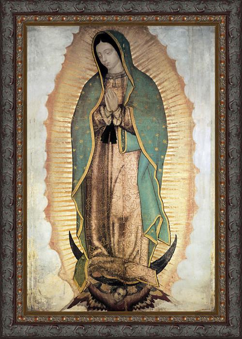 Our Lady of Guadalupe (Tilma of St. Juan Diego)