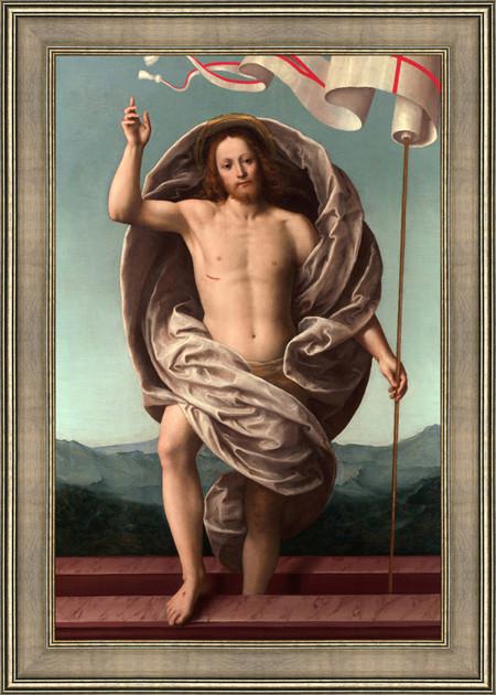 Christ Risen From the Tomb by Gaudenzio Ferrari