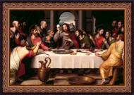 The Last Supper by Juan de Juanes