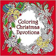 Coloring Christmas Devotions - 50% off