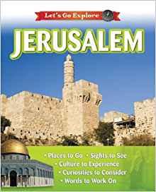 Let's Go Explore Jerusalem