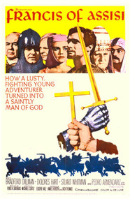 St. Francis of Assissi Movie (1961)