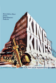 King of Kings DVD (1961)