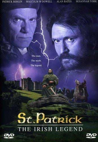 St. Patrick: The Irish Legend DVD