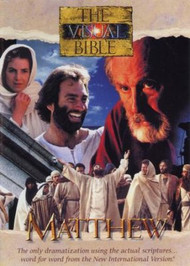 Gospel of Matthew Visual Bible DVD