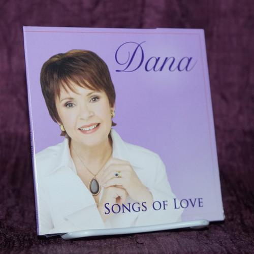 Songs of Love CD - Dana