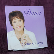Songs of Love CD - Dana
