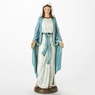 "Our Lady of Grace 18.25""H Figure"