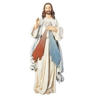 "Divine Mercy 24""H Figure"