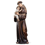 "St. Anthony 37""H Figure"