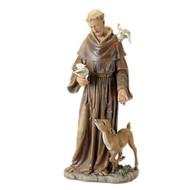 """St. Francis 36.5""""H Figure"""