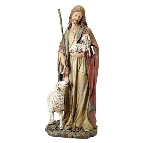 """Good Shepherd 36.5""""H Figure"""